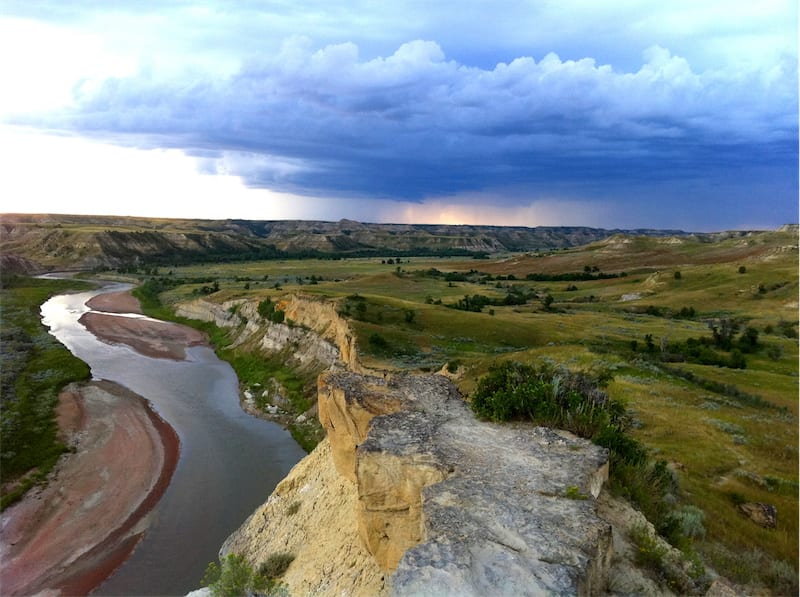 Teddy-Roosevelt-National-Park-Medora-North-Dakota-3